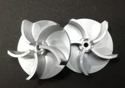 CNC Turned Milled components India